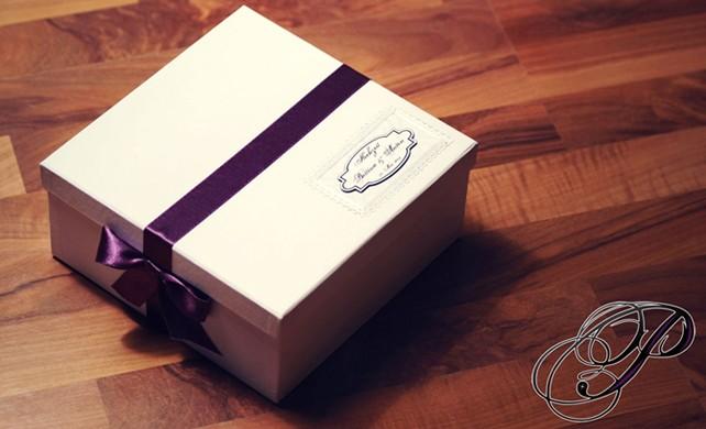 Individuelle Fotobox für Hochzeitsfotos