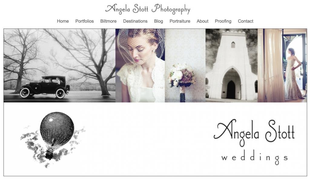 Angela Stott Photography, Paulette Fotografin