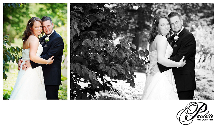 Hochzeitspaar-Shooting im Schlossgarten Fulda von Paulette Fotografin.