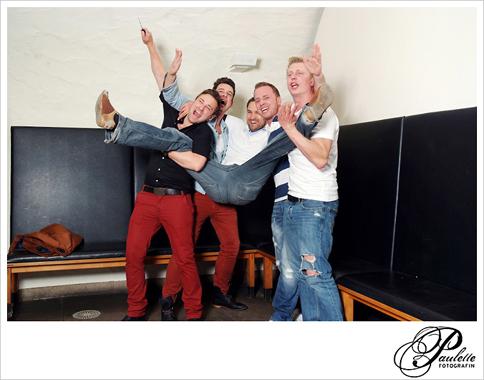30 Geburtstag Party mit Spass im Photobooth im Museumskeller Fulda von Paulette Fotografin.