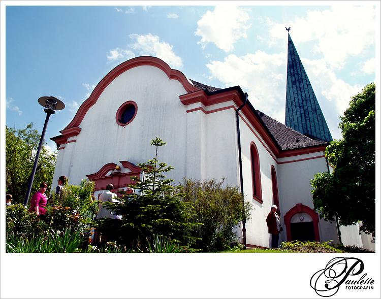 Katholische Kirche St. Petrus in Fulda Bronnzell.